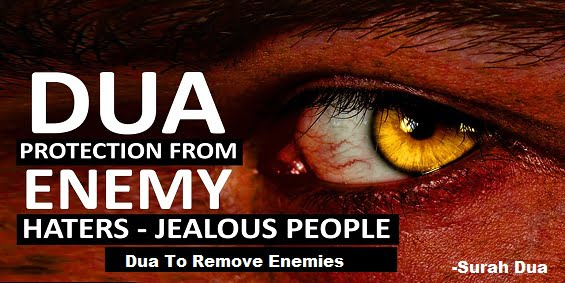 Wazifa and Dua To Remove Enemies – Amal To Remove Enemy