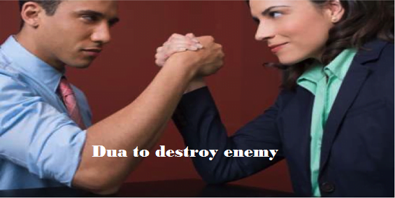 Dua To Destroy Enemy
